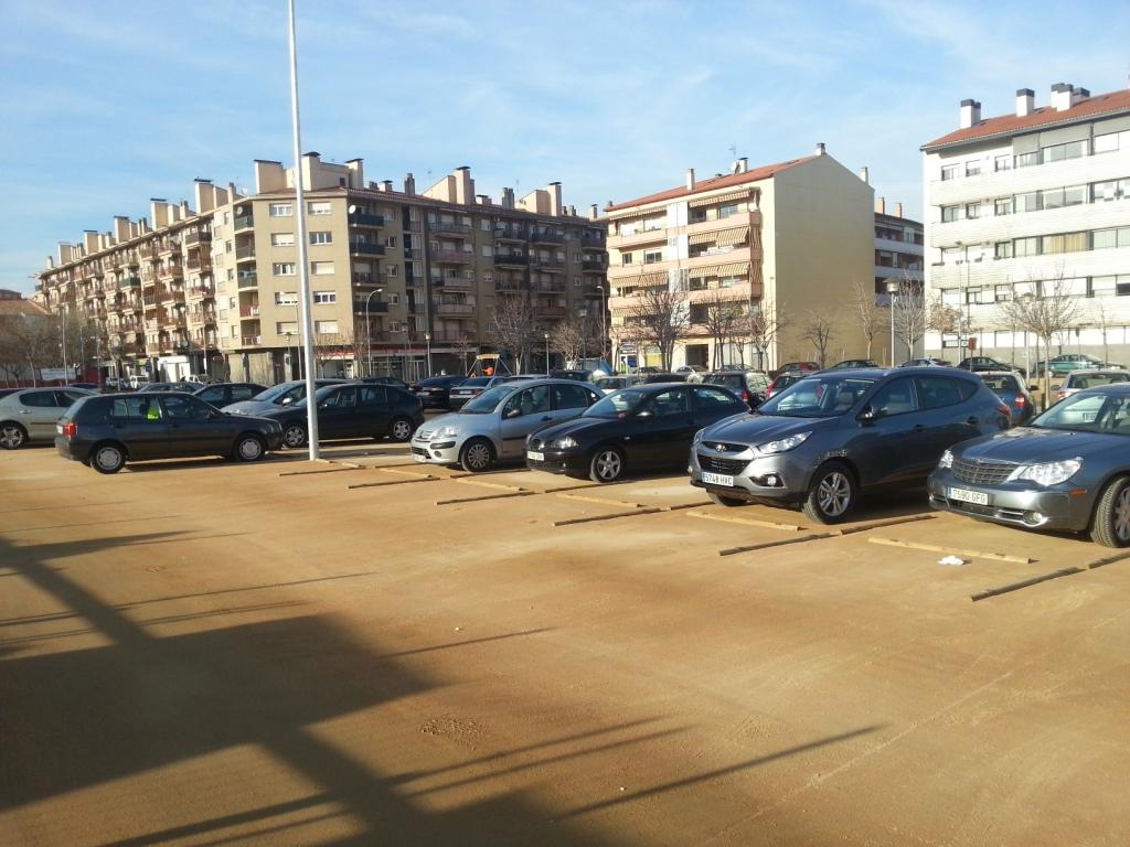 Girona - aparcament a ple rendiment
