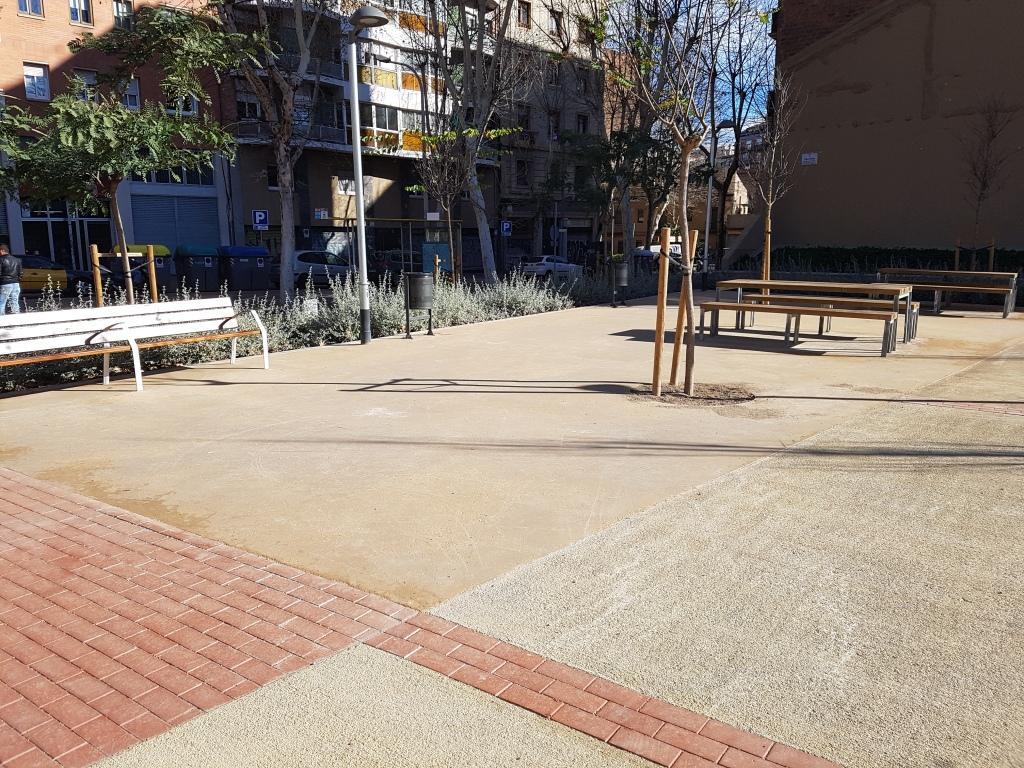 SSOLID_BCN Plaça Aragó/Lepant. Vista General